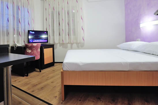 accommodation hotel blagaj modern rooms
