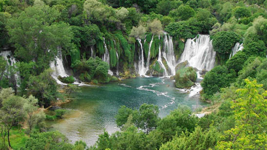 excursion Kravice