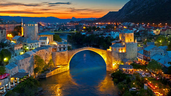 excursion Mostar